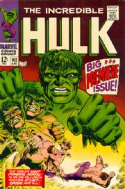 Incredible Hulk Comics (1968 Series)